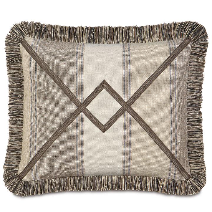 Aiden Chevron Decorative Pillow