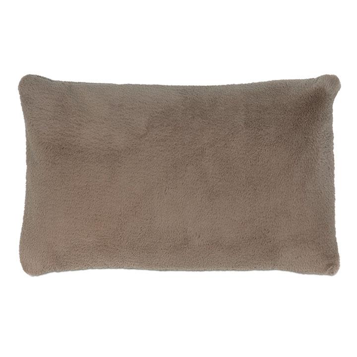 Fur Cafe Pillow