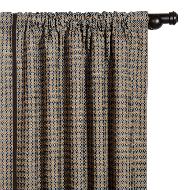 Garrett Stone Curtain Panel Right