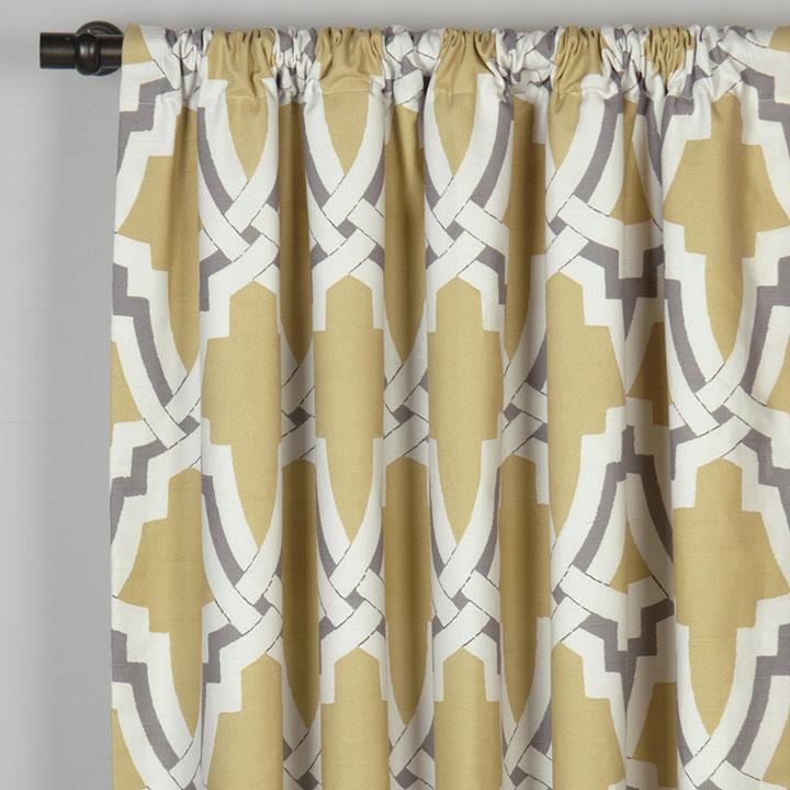 Davis Curtain Panel