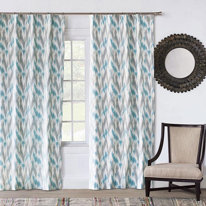 Eloise Ice Curtain Panel