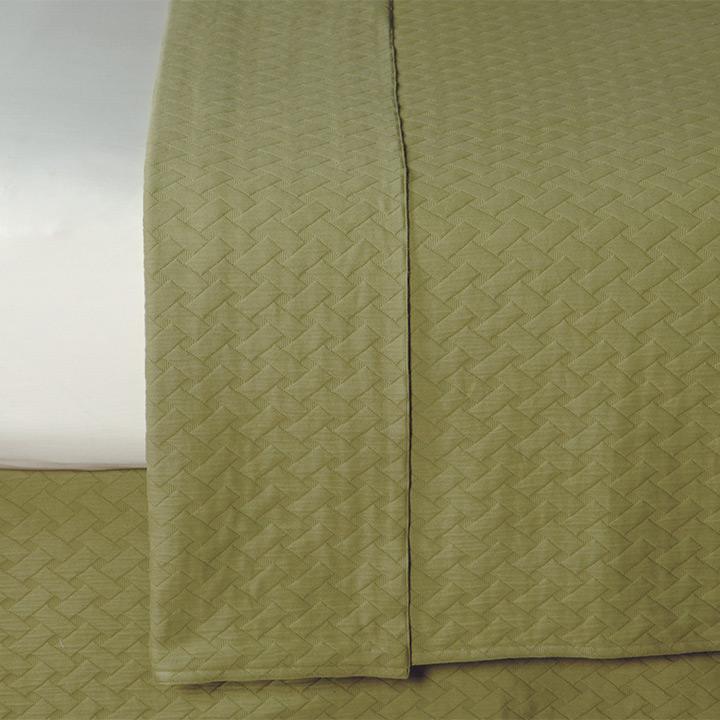 Briseyda Palm Coverlet