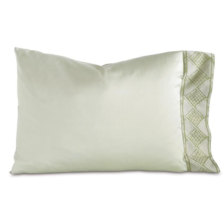 Isola Aloe Pillowcase