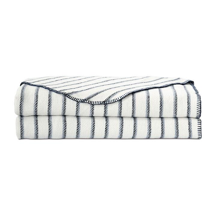 Marco Striped Blanket
