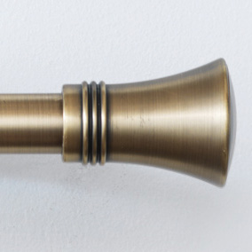 Metallo Trumpet - Brushed Brass