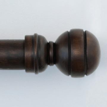 Legna Sphere - Walnut