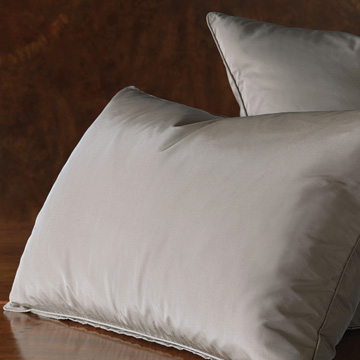 Freda Solid Taffeta - Steel - grey,steel,taupe,taffeta,shiny,silky,bed skirt,ruffled,euro sham,standard sham,king sham,accent pillow,decorative pillow,pillow,bedding,bed pillow,bed skirt,square,made in usa,