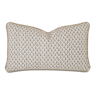 Balfour Fleur de Lis Decorative Pillow