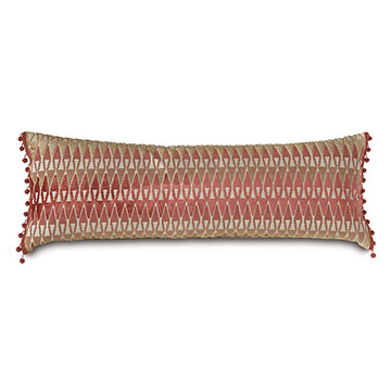 Taj Chenille Decorative Pillow