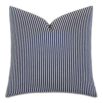 Claire Striped Decorative Pillow
