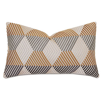 Lars Zig Zag Decorative Pillow