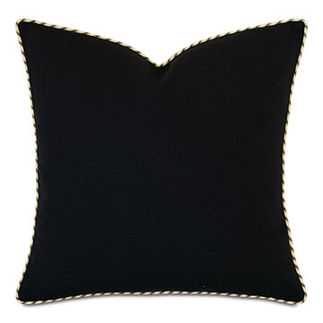 Lars Striped Welt Decorative Pillow