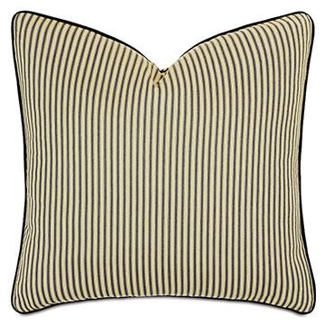 Lars Striped Decorative Pillow