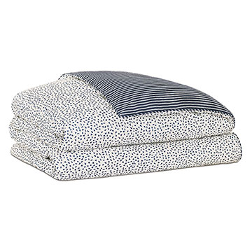 Claire Speckled Duvet Cover and Comforter