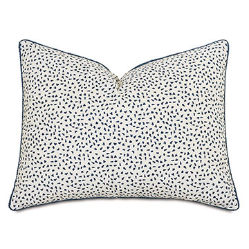 Claire Speckled Standard Sham