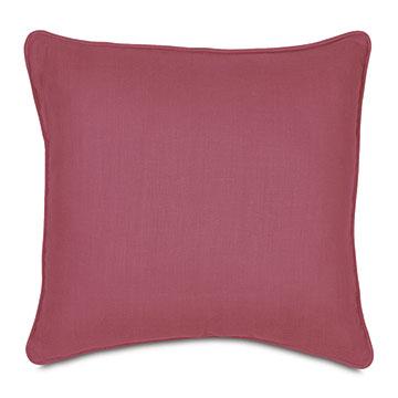 Resort Bloom Accent Pillow