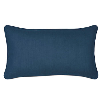 Resort Indigo Accent Pillow