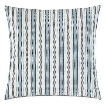Hugo Stripe Decorative Pillow