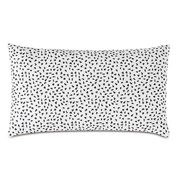 Camden Speckled Decorative Pillow