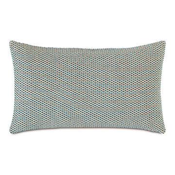Mackay Woven Decorative Pillow