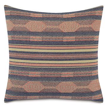 Laramie Woven Decorative Pillow