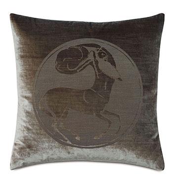 Antiquity Centaur Decorative Pillow