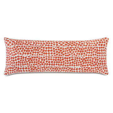 Toodles Channeled Decorative Pillow