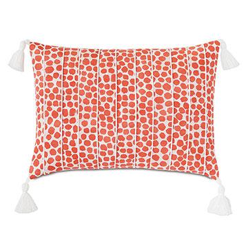 Toodles Tassel Decorative Pillow