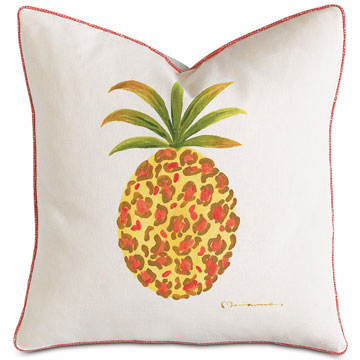 Pineapple Hand-Painted
