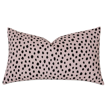 Spectator Speckled Decorative Pillow
