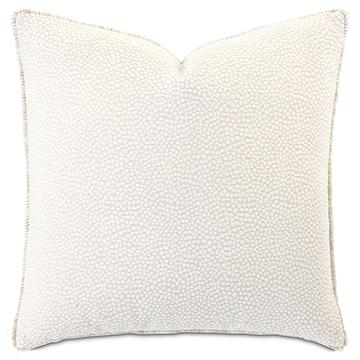 Palisades Textured Decorative Pillow
