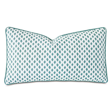 St Barths Speckled Decorative Pillow