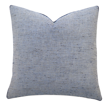 Newport Accent Pillow In Blue