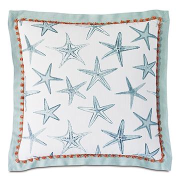 Bimini Flange Decorative Pillow
