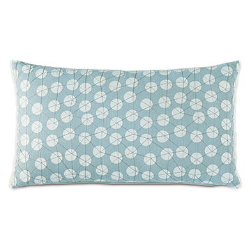 Bimini Fringe Decorative Pillow