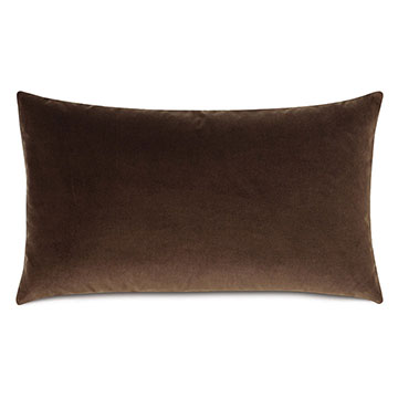 Fossil Velvet Decorative Pillow
