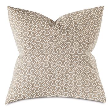 Sina Woven Decorative Pillow