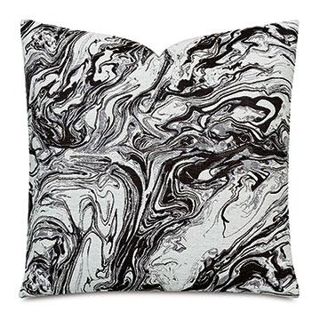 Helga Noir Decorative Pillow