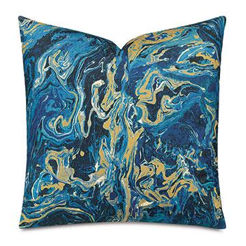Gosia Ocean Decorative Pillow