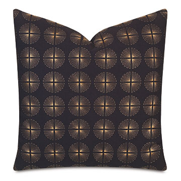 Hydrus Graphic Decorative Pillow