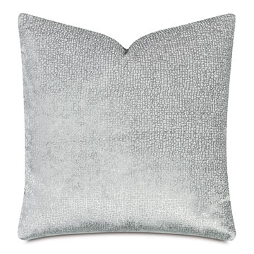 Downing Textured Decorative Pillow