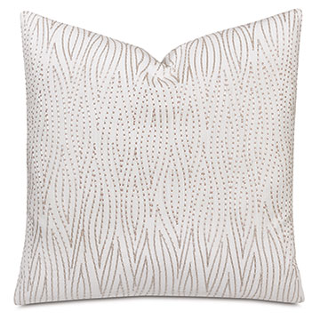 Altair Faux Bois Decorative Pillow