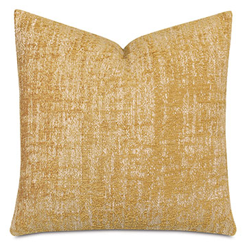 Briget Decorative Pillow In Yellow