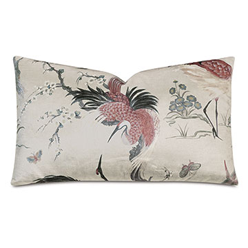 Fowler Velvet Decorative Pillow
