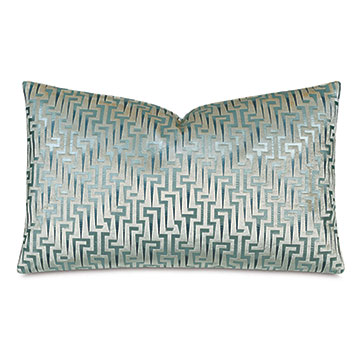 Arielle Graphic Decorative Pillow