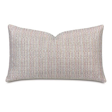 Bouvier Silver Thread Decorative Pillow