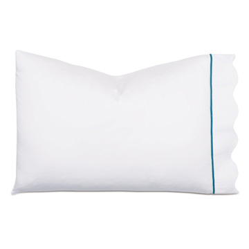 Calypso Peacock Pillowcase
