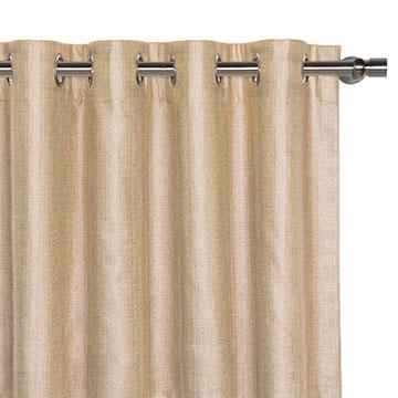 Meridian Cream Curtain Panel