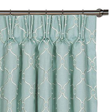 Theodore Spa Curtain Panel