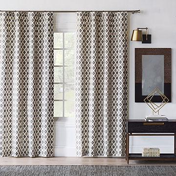 Bale Truffle Curtain Panel